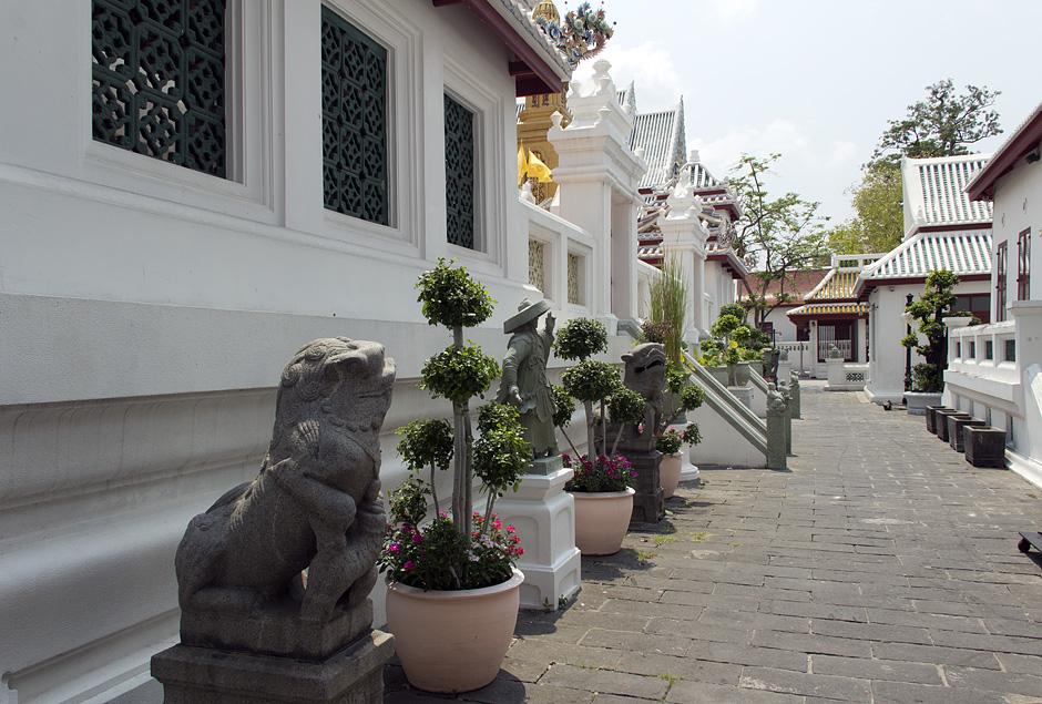 Bangkok, Wat Bowonniwet