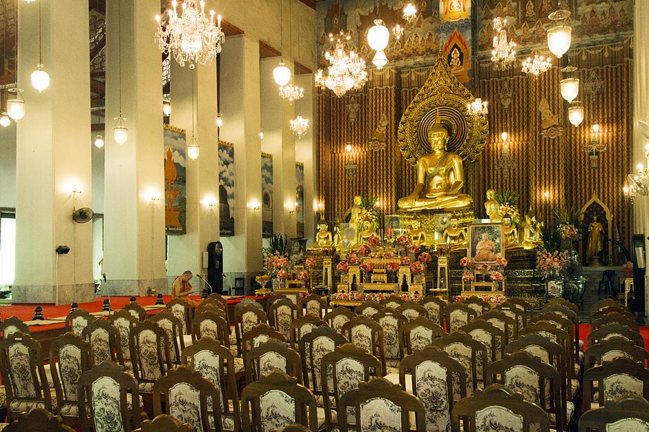 Bangkok, Wat Chana Songkhram
