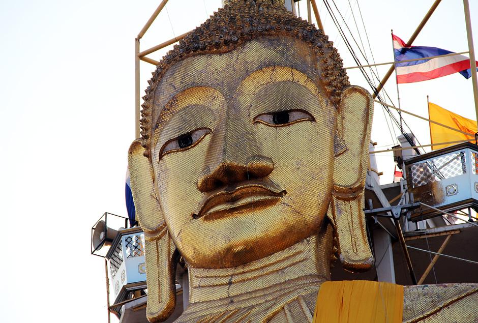 Bangkok, Wat Indrawihan