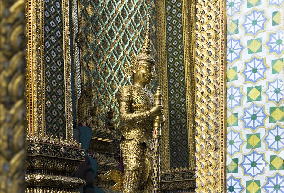 Bangkok, Wat Phra Keo, Wat Phra Kaeo, Phra Mondop
