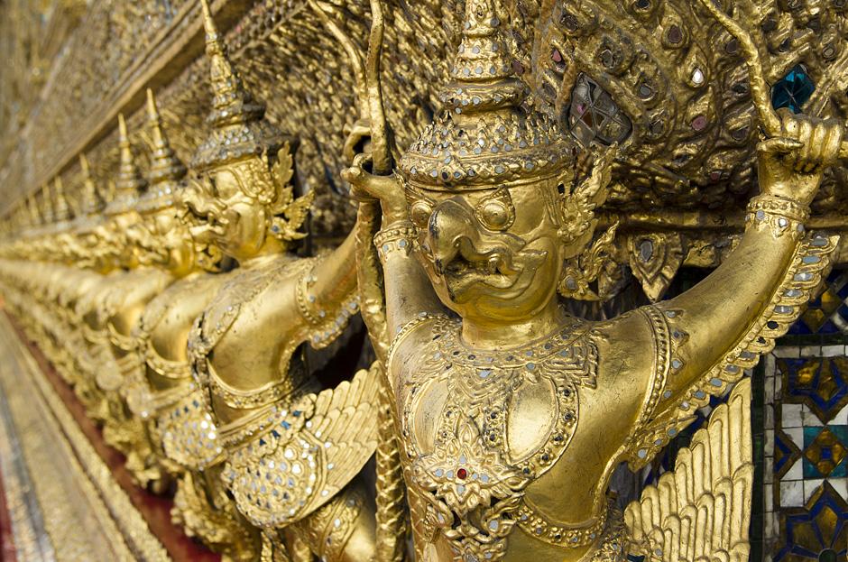 Bangkok, Wat Phra Kaeo,