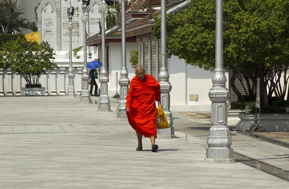 Bangkok, Wat Ratchanatdaram