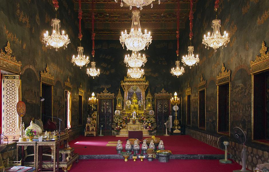 Bangkok, Wat Ratchapradit