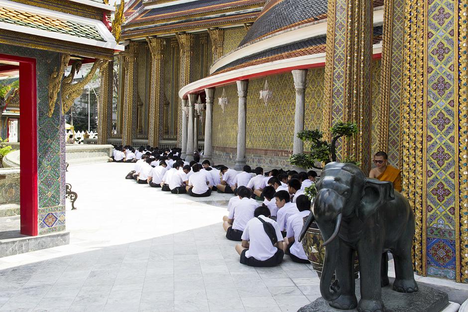 Bangkok, Wat Ratchabophit