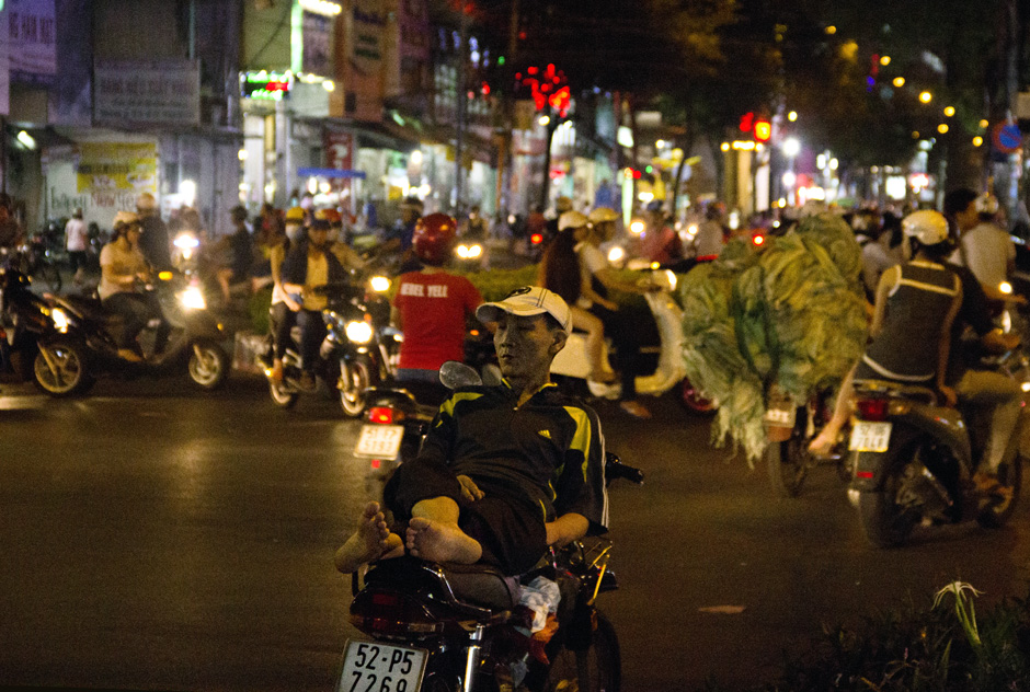 Ho Chi Minh City, District 1, Cong Quynh