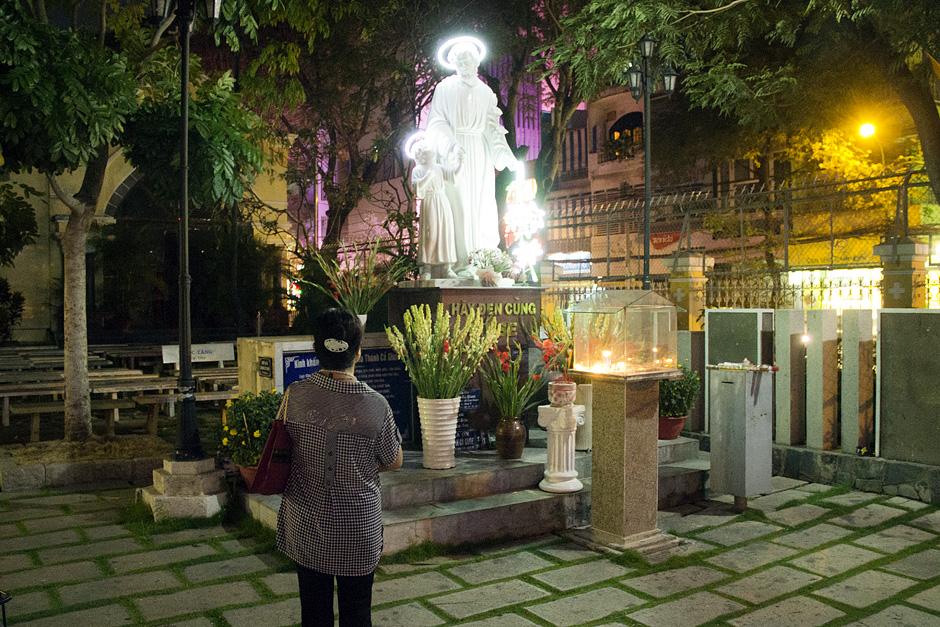 Ho Chi Minh City, District 1, Huyện Sỹ Church