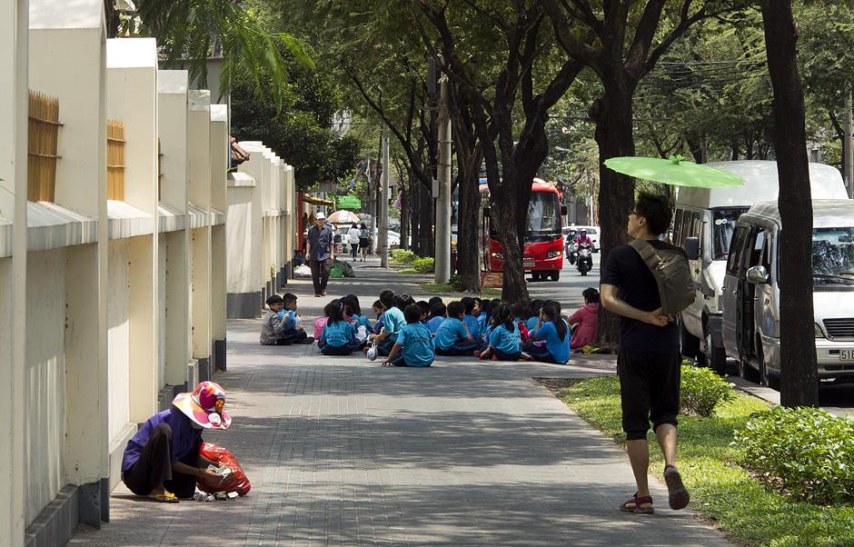 Ho Chi Minh City, District 1, Nguyễn Bỉnh Khiêm