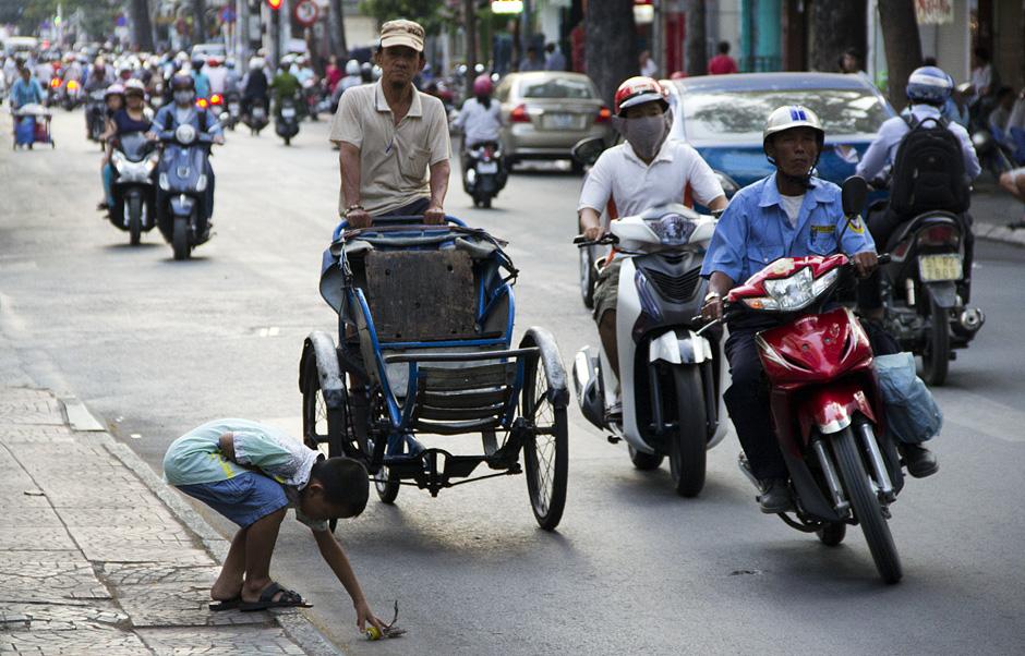 Ho Chi Minh City, District 1, Nguyễn Công Trứ
