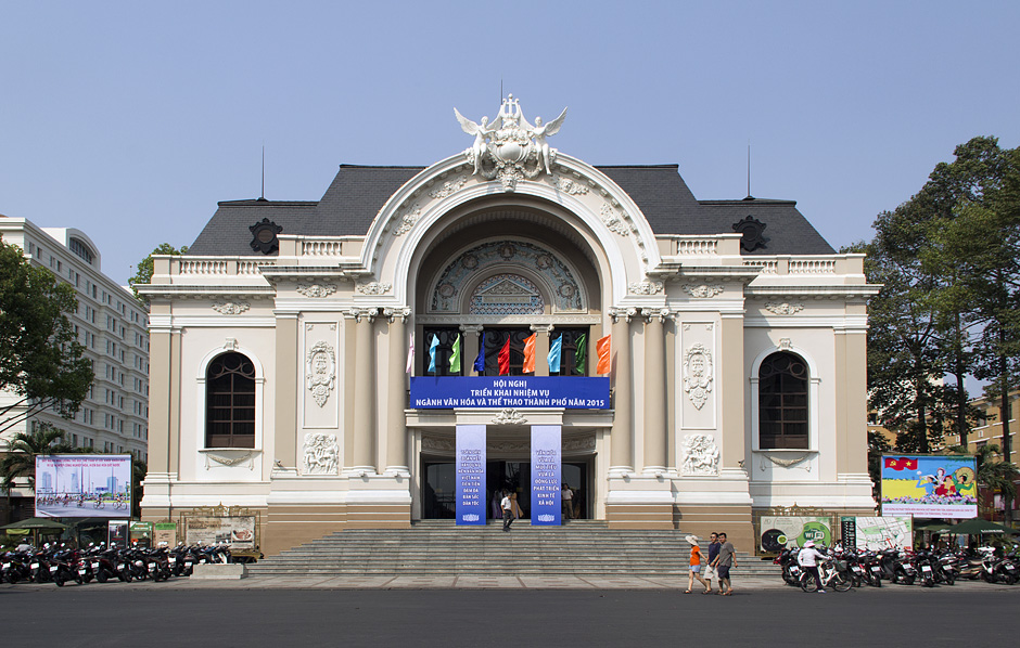 Ho Chi Minh City, District 1, Opernhaus