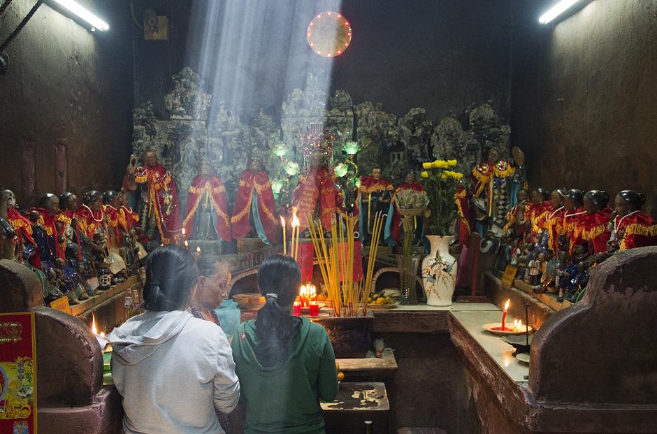 Ho Chi Minh City, District 1, Pagode des Jadekaisers