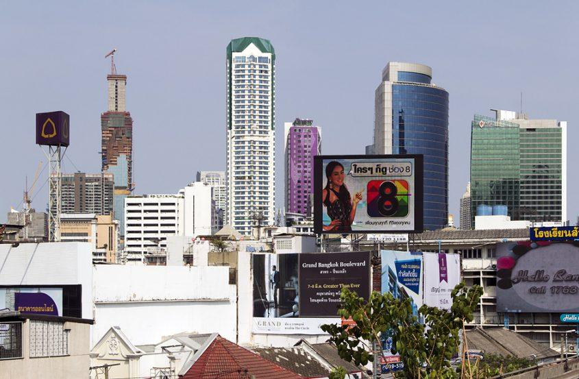 Bangkok, Bang Rak