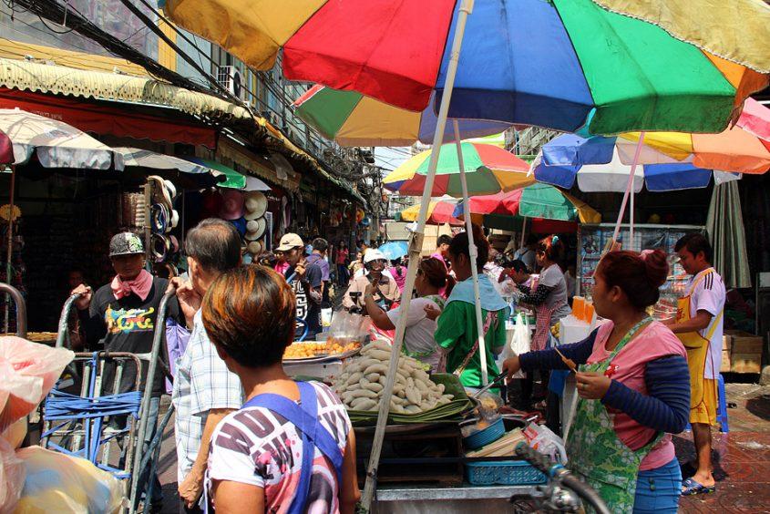 Bangkok, Chinatown, Samphanthawong, Sampeng Lane
