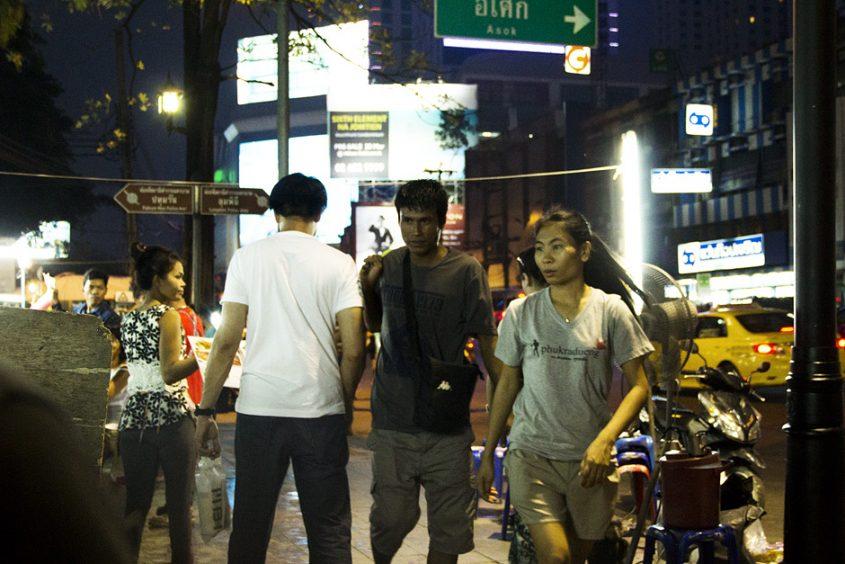 Bangkok, Thanon Rachadamri