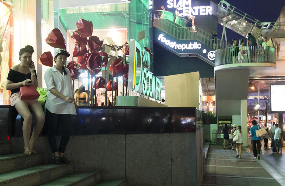Bangkok, Siam Square