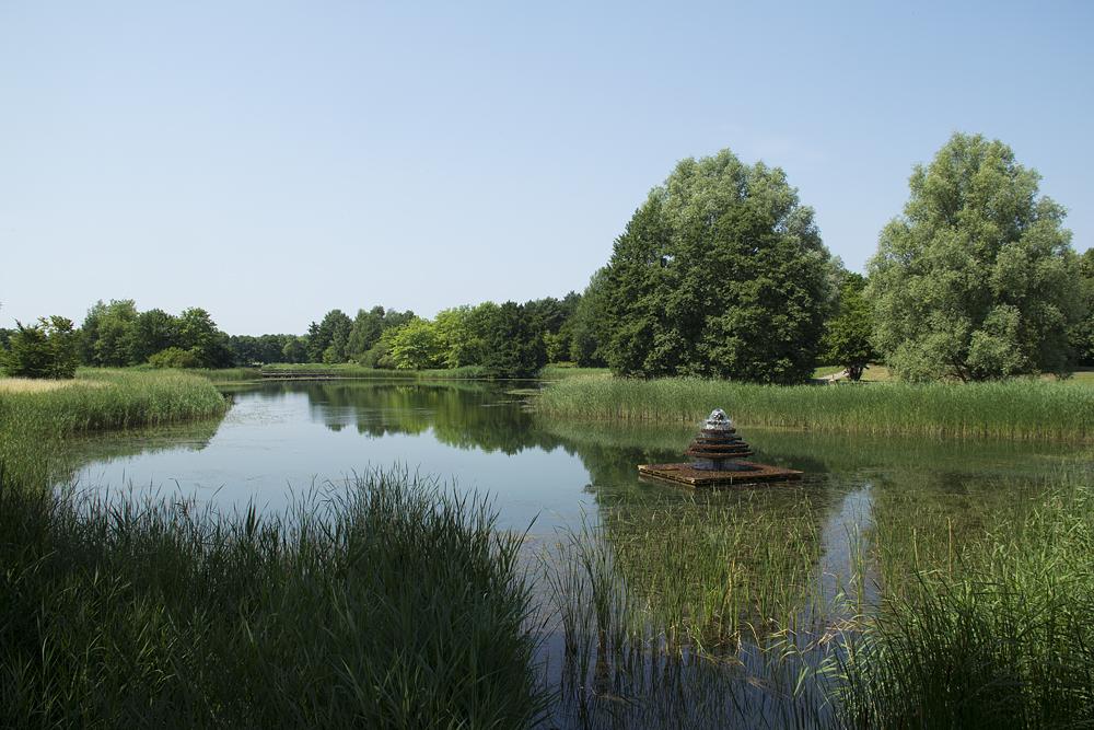 Britzer Garten, Großer See