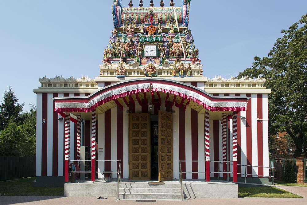 Berlin, Hindu-Tempel