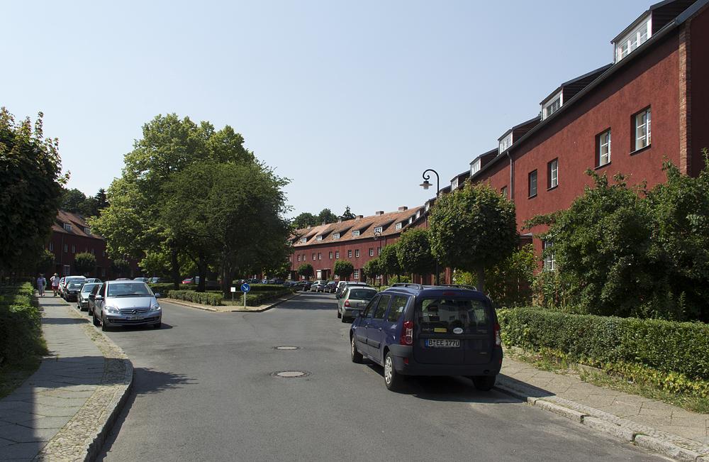 Berlin, Großsiedlung Britz, Hüsung