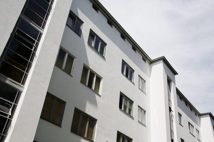 Großssiedling Siemensstadt, Ring-Siedlung, Fred Forbat