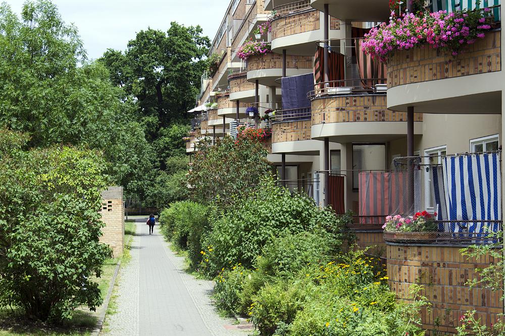 Großssiedling Siemensstadt, Ring-Siedlung, Hugo Häring