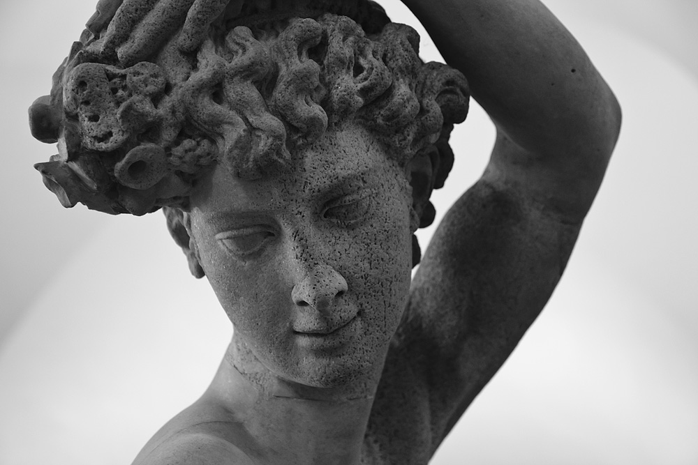 Bargello, Florenz, Fabian Fröhlich, Cellini, Narcissus