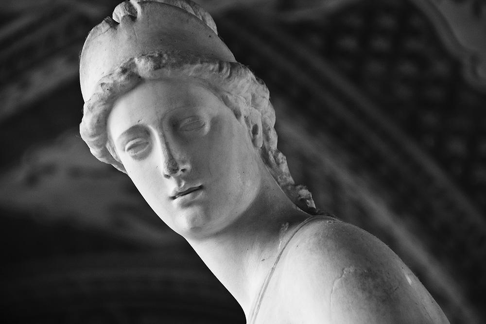Bargello, Florenz, Fabian Fröhlich, Giambologna, Allegorie der Architektur