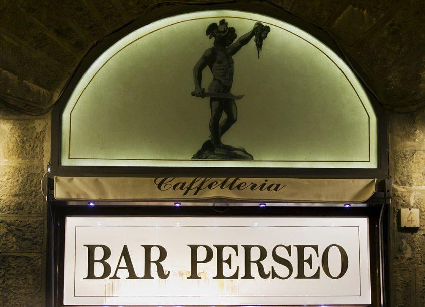Florenz bei Nacht, Bar Perseo