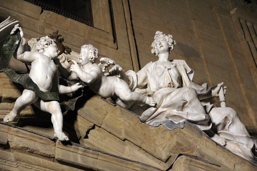Florenz bei Nacht, San Firenze