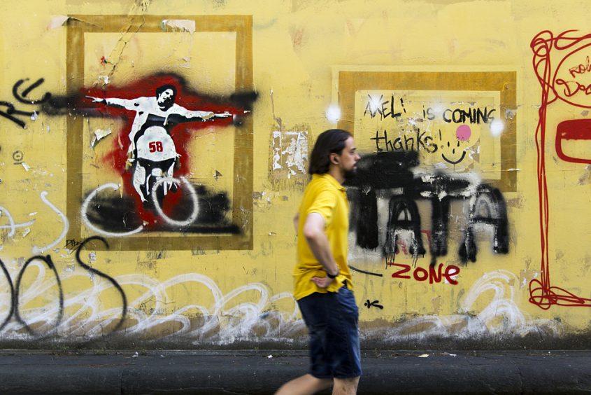 Street Art, Firenze, Via degli Alfani