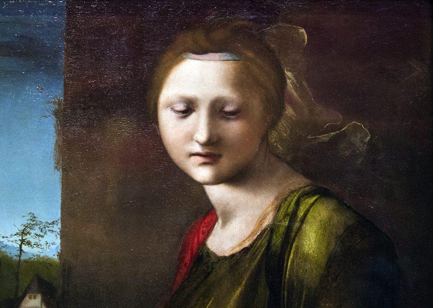 Uffizien, Gianfrancesco Bembo, Salome