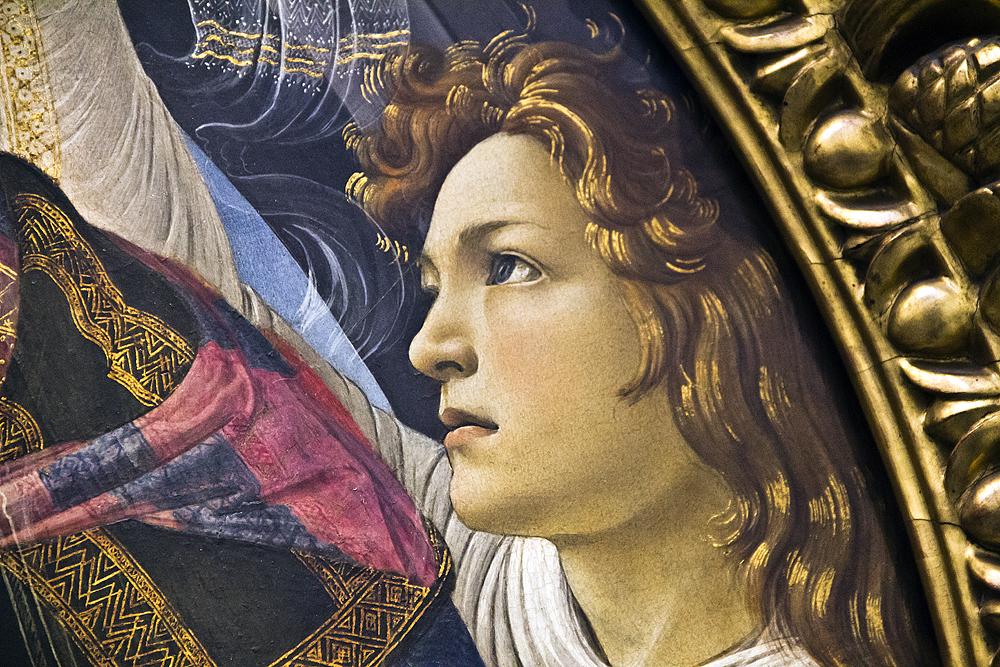 Uffizien, Botticelli,