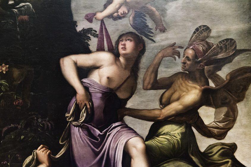 Uffizien, Jacopo Ligozzi, Allegorie der Tugend