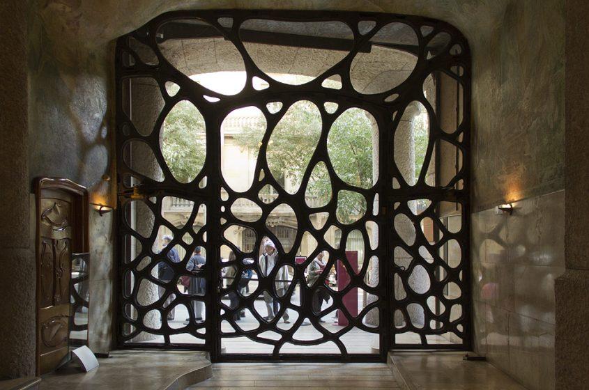 Barcelona, Casa Milà, La Pedrera, Antoni Gaudí, Tor
