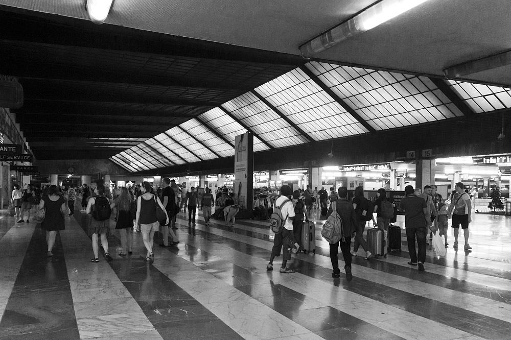 Bahnhof Firenze Santa Maria Novella, Salone Biglietti