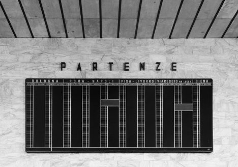Bahnhof Firenze Santa Maria Novella, Partenze