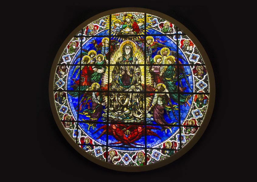 Duomo, Rose Window, Battistero di Giovanni