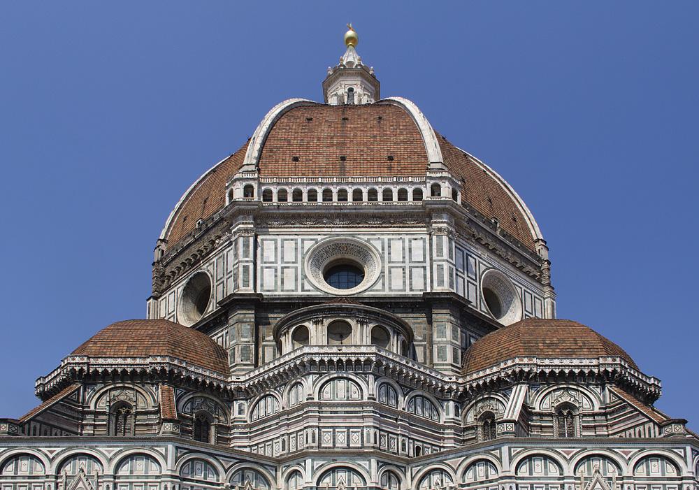 Florence, Dom Santa Maria del Fiore, Kuppel