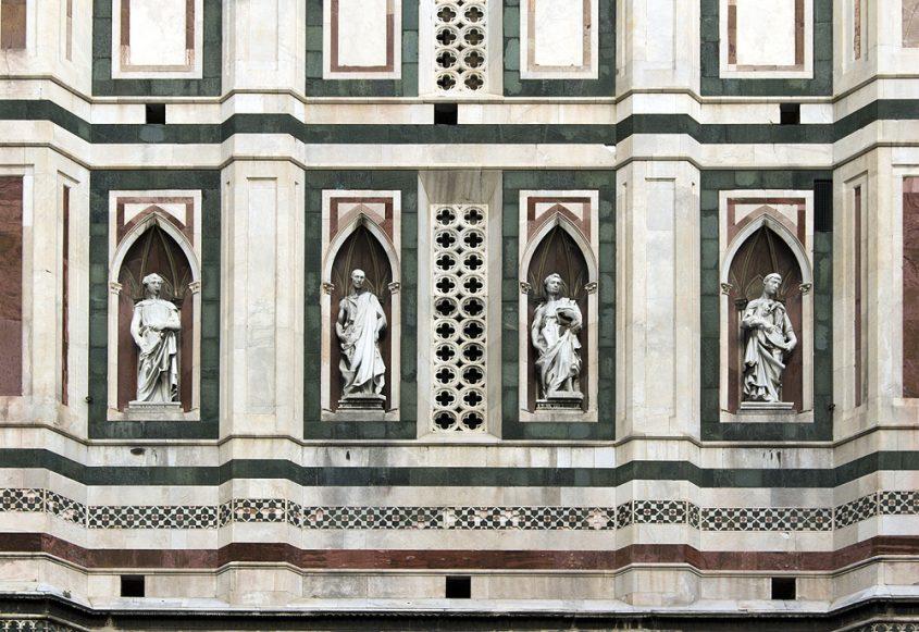 Florence, Dom Santa Maria del Fiore, Glockenturm
