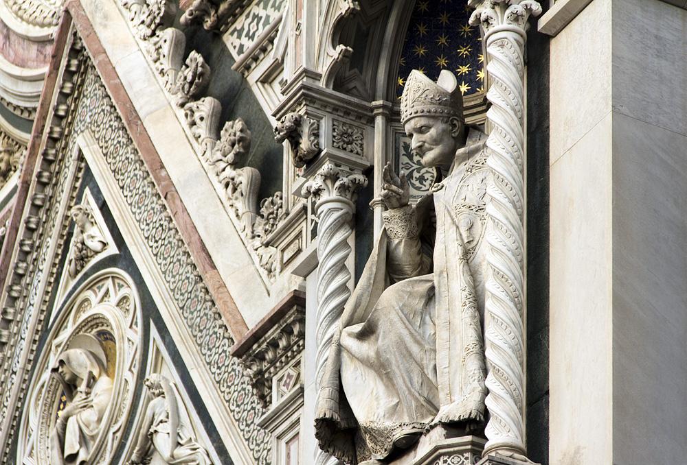 Florence, Dom Santa Maria del Fiore, Westfassade