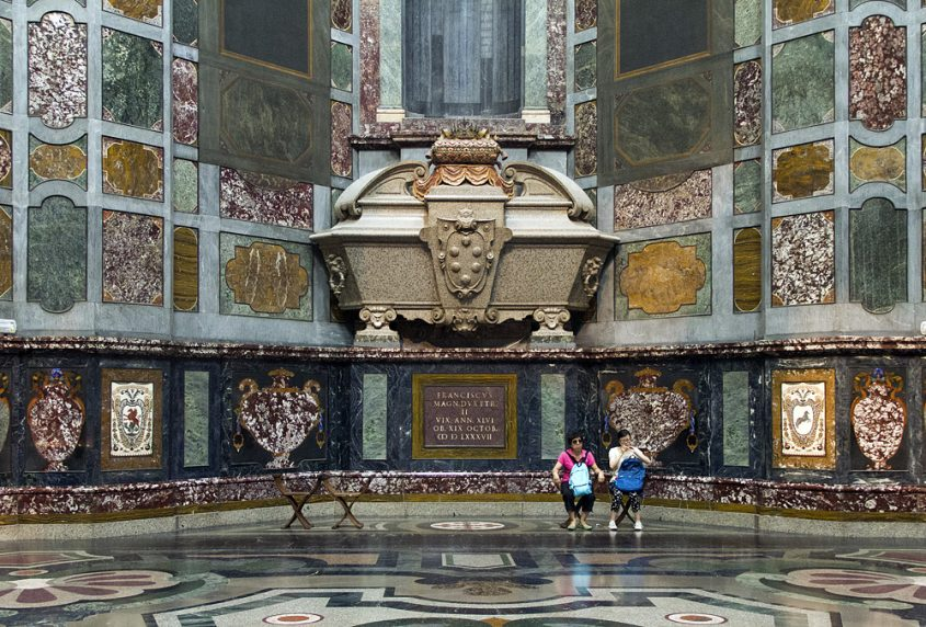 Florenz, San Lorenzo, Fürstenkapelle, Capella dei Principi