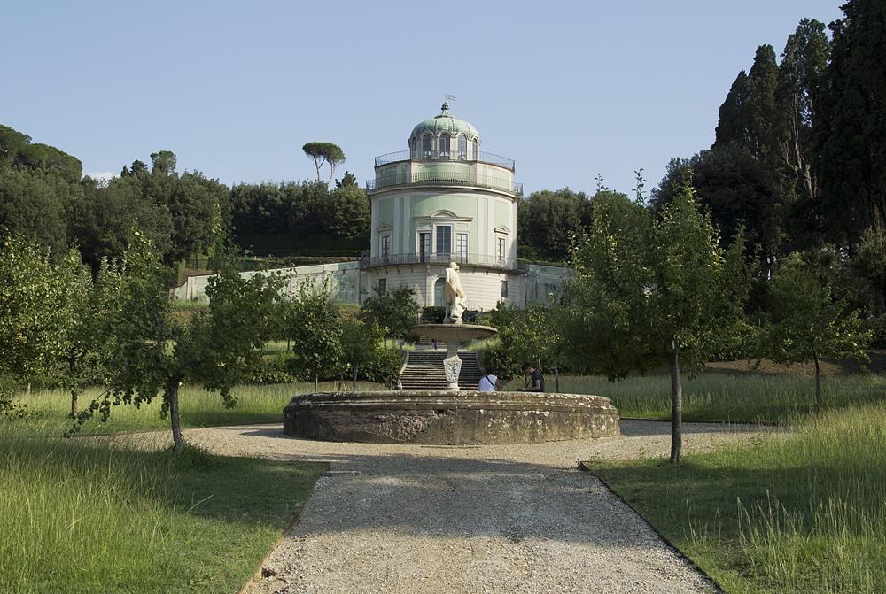 Firenze, Giardino di Boboli, Kaffeehaus