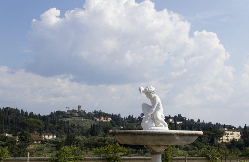 Firenze, Giardino di Boboli, Kavaliersgarten