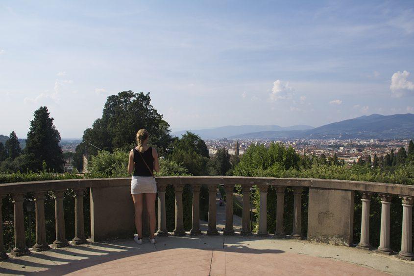 Firenze, Giardino di Boboli, Giardino del Cavaliere