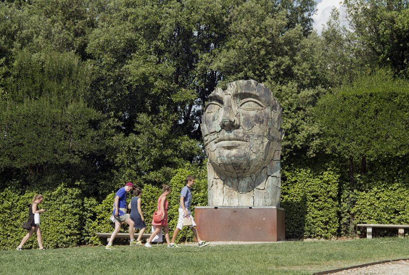Firenze, Giardino di Boboli, Igor Mitoraj