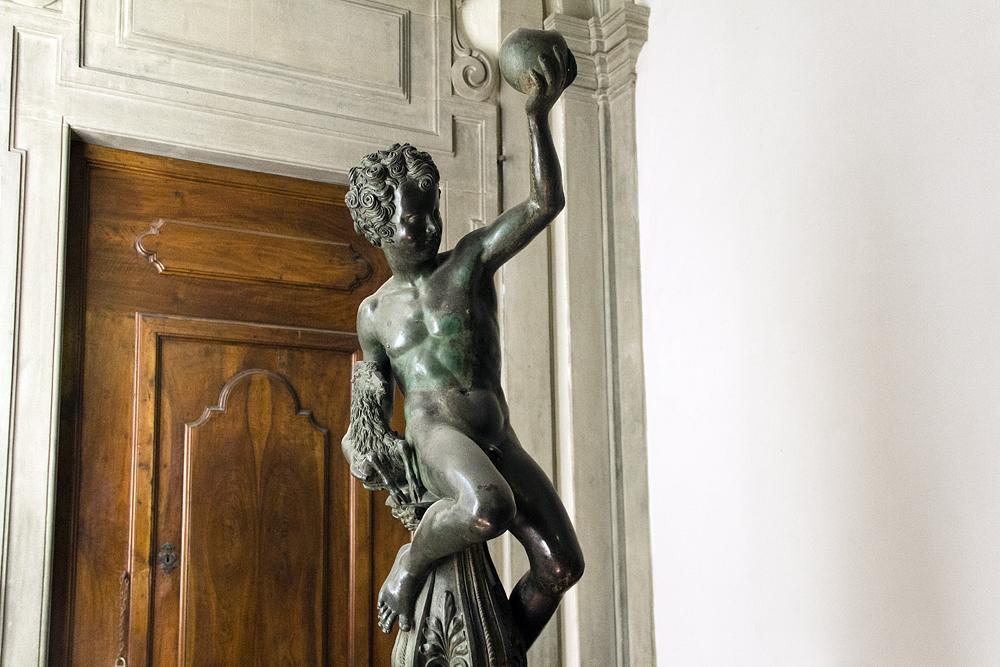 Palazzo Pitti, Bartolomeo Ammannati, Genio di Casa Medici