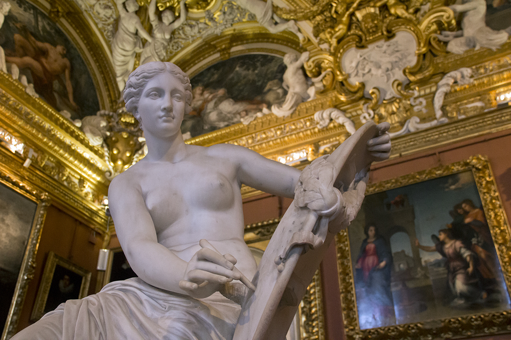 Palazzo Pitti, Galleria Palatina, Saal des Apoll