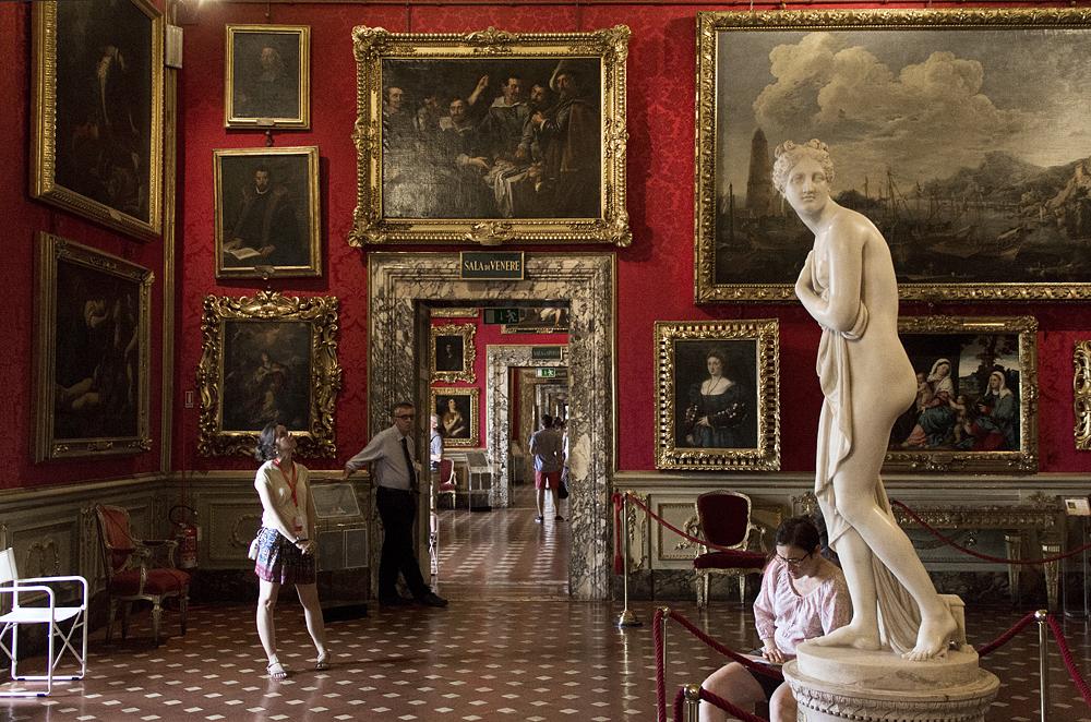 Palazzo Pitti, Galleria Palatina, Saal der Venus