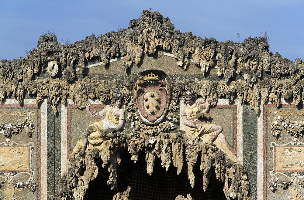 Palazzo Pitti, grotta del Buontalenti