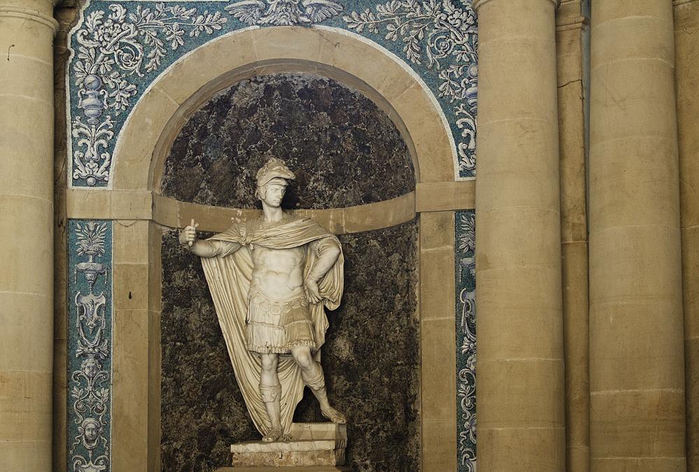 Palazzo Pitti, Grotta del Mosè, L'Imperio
