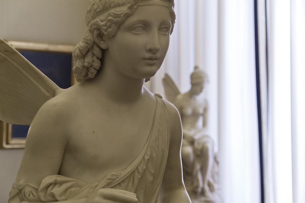Palazzo Pitti, Galeria d'Arte Moderna, Zephyr