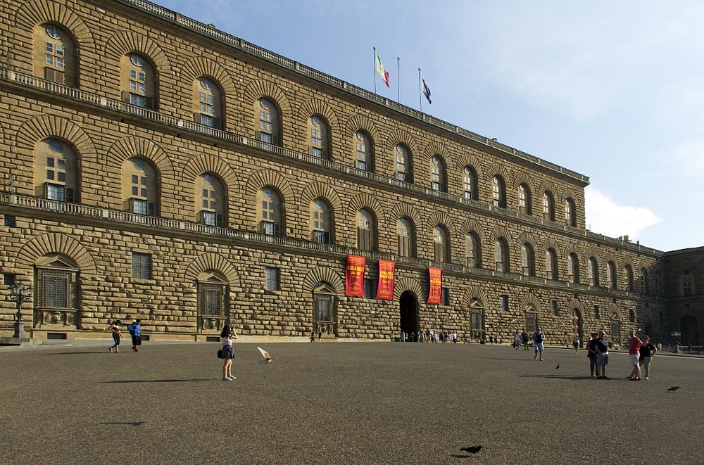 Firenze, Piazza Pitti